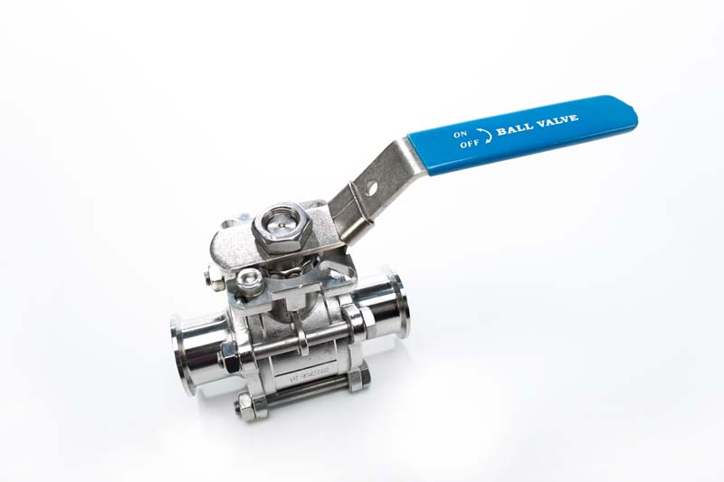 High Temperature/Pressure Two Way Encapsulated Seat Ball Valve