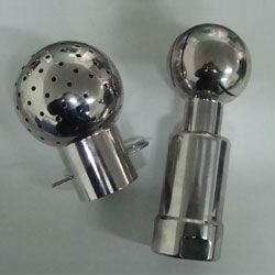 Stainless Steel CIP Rotating Spray Ball